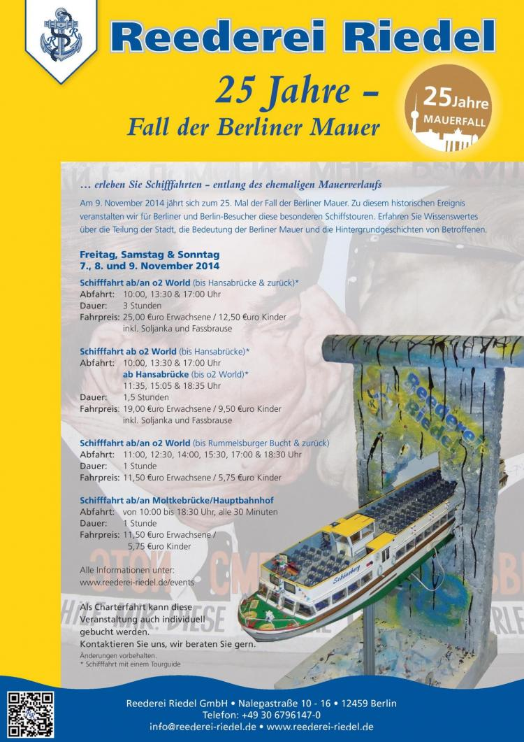 SpreeDaily Ausgabe 49 Unsere Events