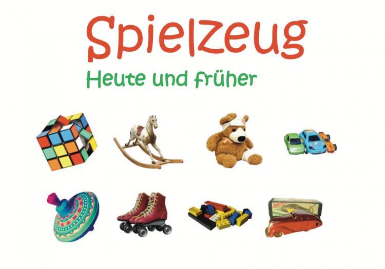 Spielzeug Früher Und Heute