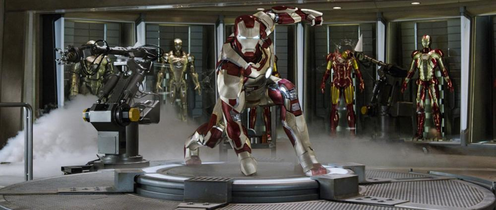 abc markets News 03/13 Filmvorstellung: Iron Man 3