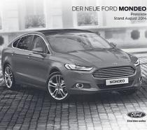 abc markets News 05/14 Ford Mondeo