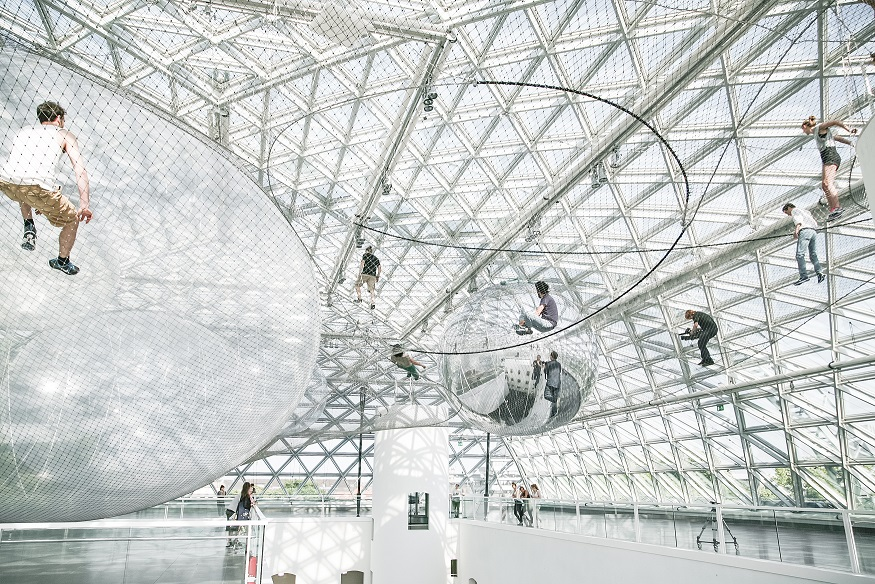 Rainbow 02/2017 Netzinstallation IN ORBIT von T. Saraceno