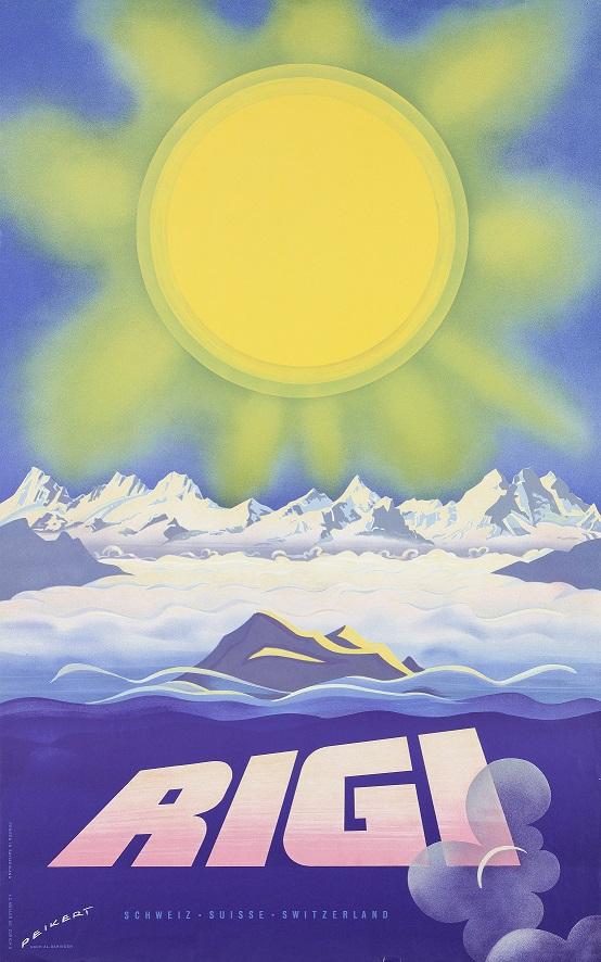 Rainbow 02/2017 Schweizer Plakate