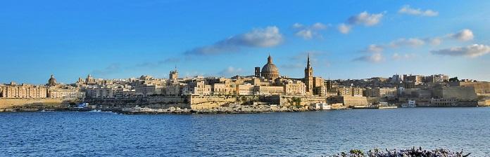 Rainbow 01/2018 Valletta Kulturhauptstadt Europa 2018