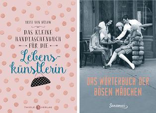 Rainbow 01/2018 Ilka Bessin / Das kleine Handtaschenbuch