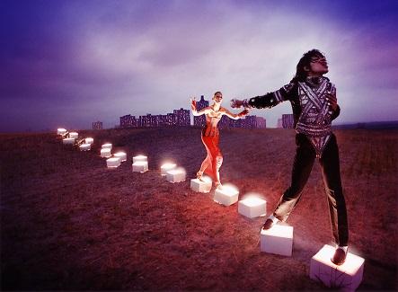 Rainbow 02/2019 Michael Jackson