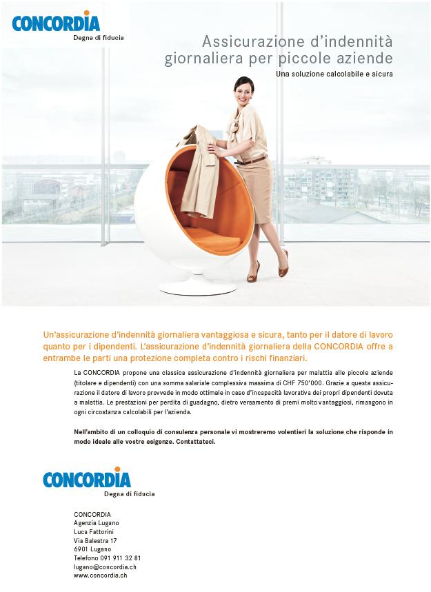 IL SUCCESSO Numero 1 Concordia