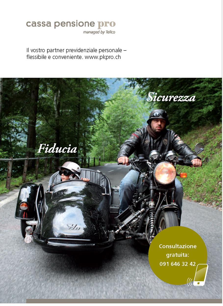 IL SUCCESSO Numero 2/2014 cassa pensione pro