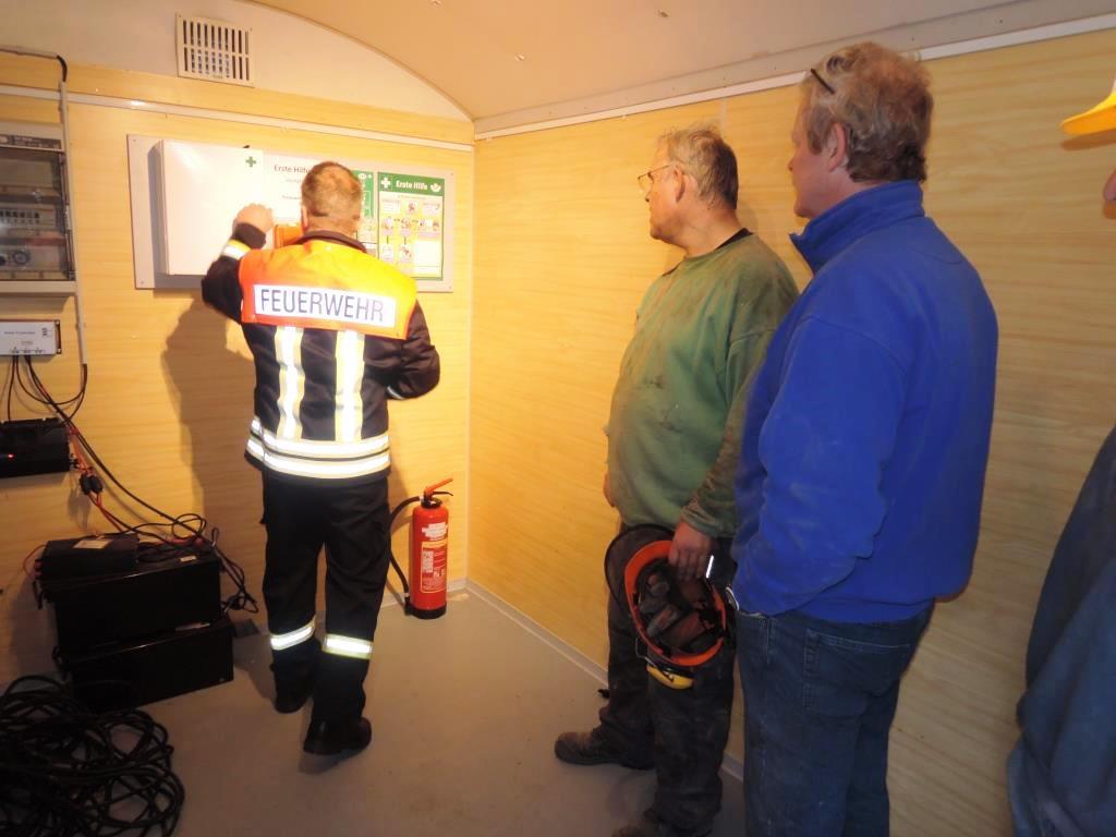 De Hochstädter Neues und Wissenswertes aus Hochstädten Erste Hilfe Station