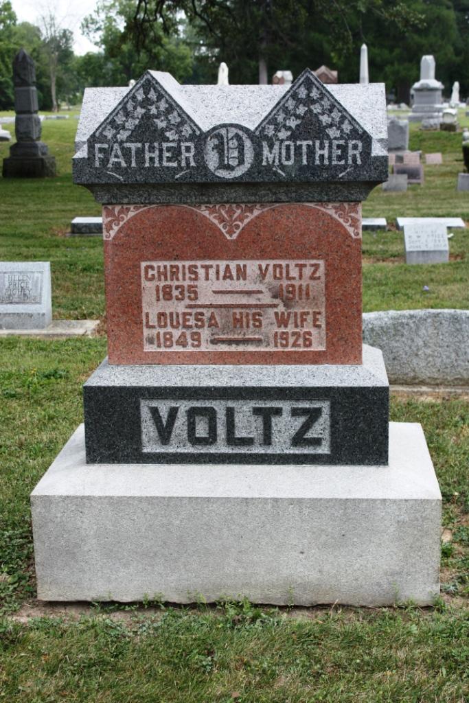 De Hochstädter Neues und Wissenswertes aus Hochstädten Auswanderer - Familie Voltz/Roth