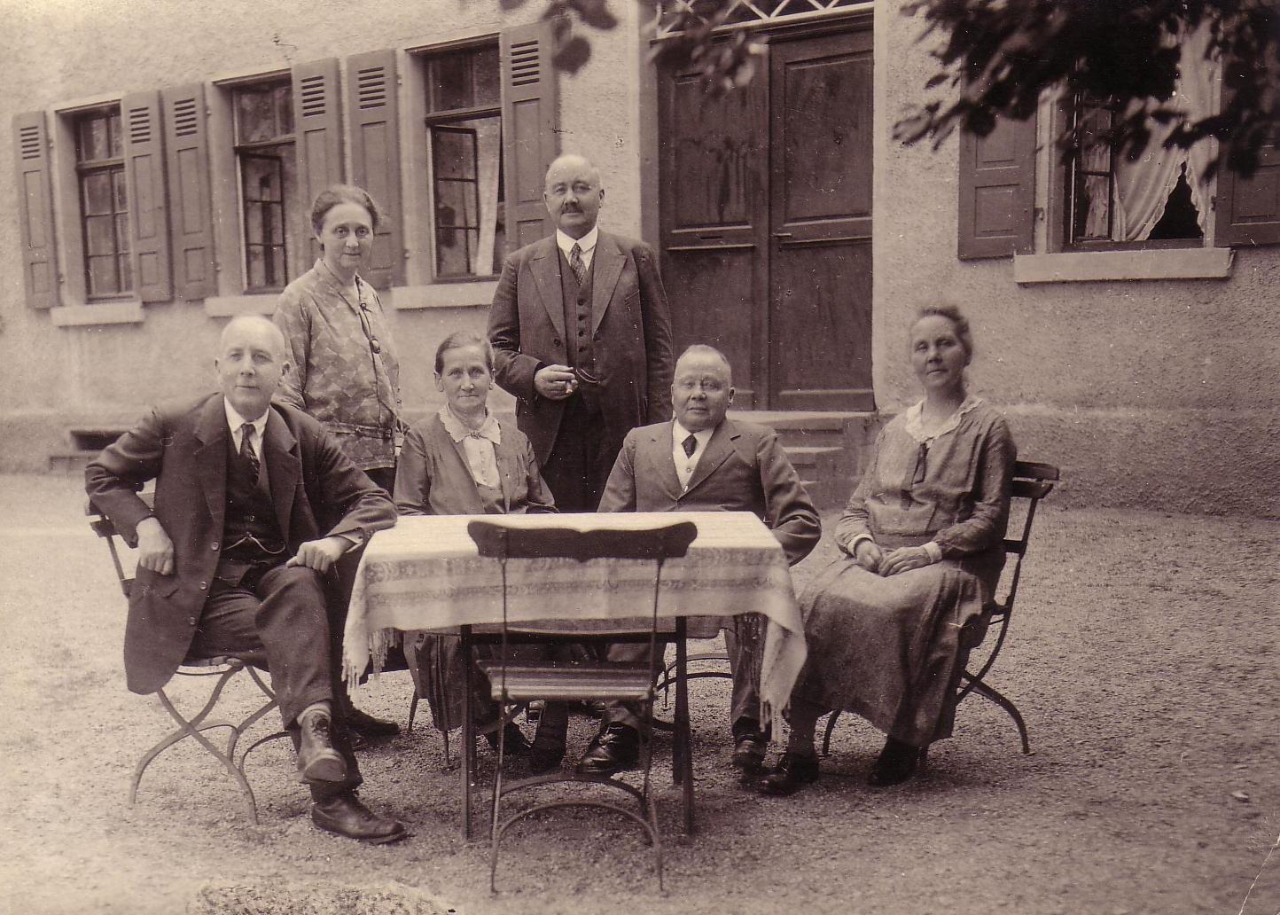 De Hochstädter Neues und Wissenswertes aus Hochstädten 150 Jahre Dr. Ludwig Linck