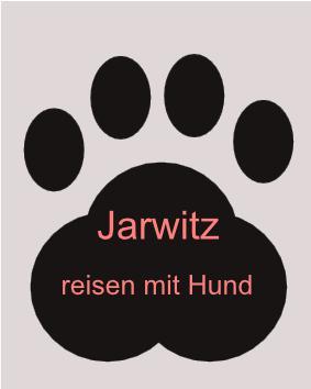 Jarwitz Reisen mit Hund Reisen mit Hund Titelseite