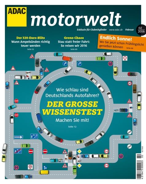 OC-Info Februar 2015 Titelseite