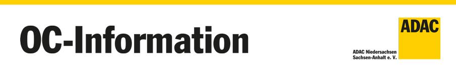 OC-Info Mai 2016 Titelseite