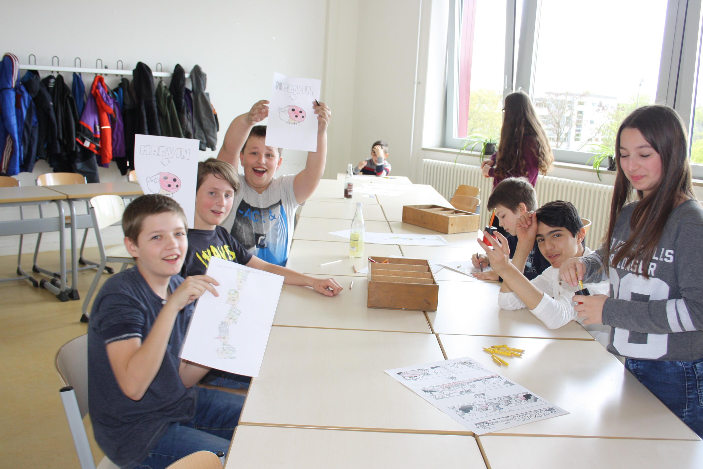 Schülerzeitung Dritte Ausgabe Schulfest