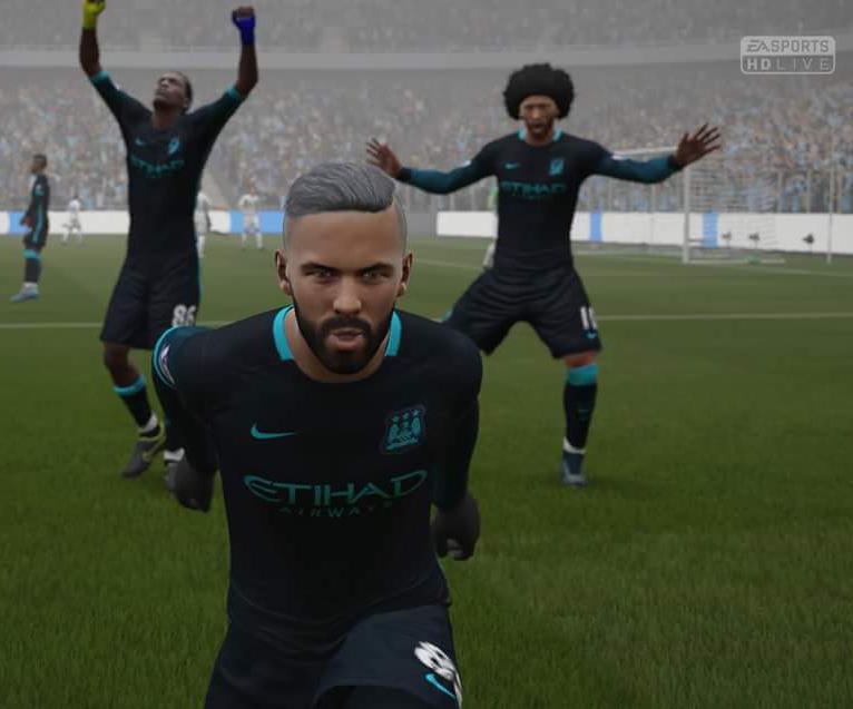 Genialos GamerTime Fifa 16 Pro Club Hauptseite