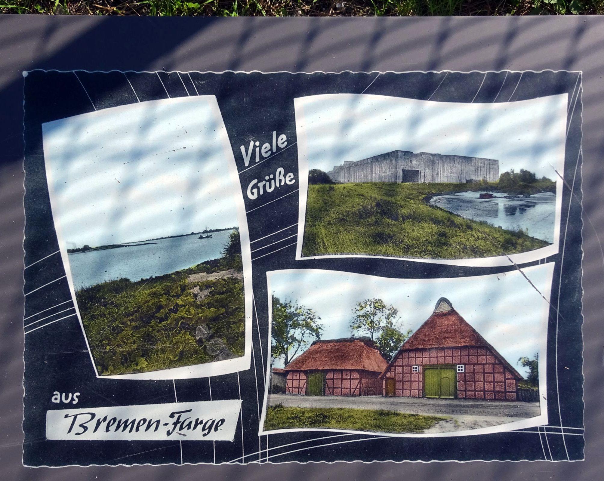 Projektdokumentation Bunker Valentin 2016 Bremer Denkort Zeitung Titelblatt