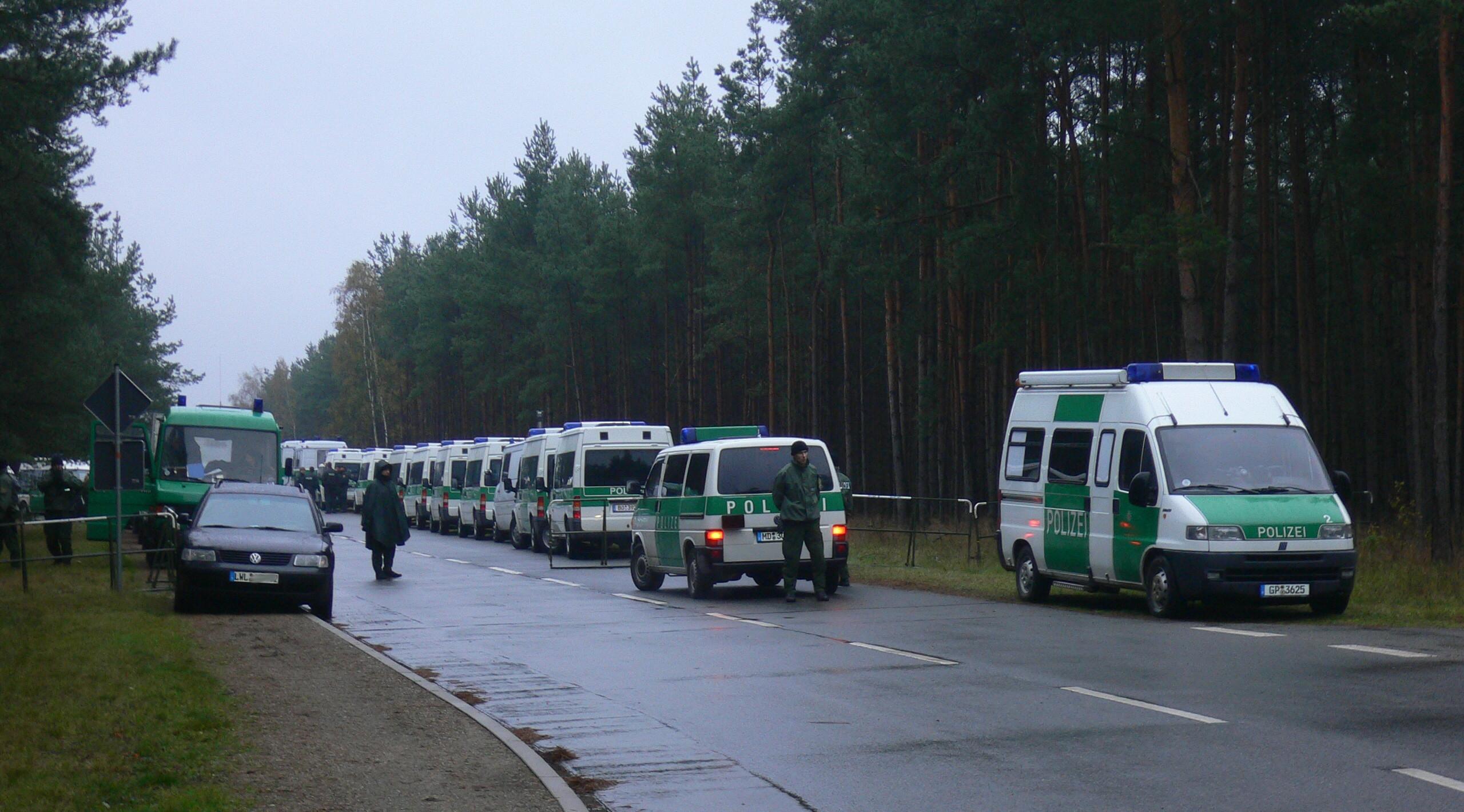 TAM-News Castor-Transport Und er rollt weiter... - Seite 2