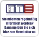 TAM-TAM Newsletter TAMTAM-Newsletter2012-11 Titelseite