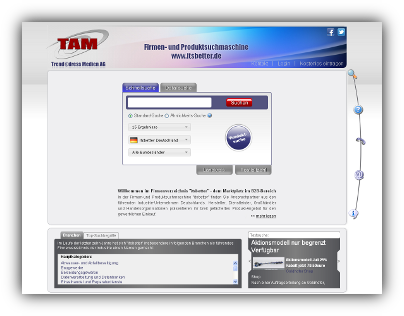 TAM-TAM Newsletter TAMTAM-Newsletter 2012-02 TAM-News - Seite 1