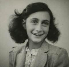 Anne Frank Die Zeitung Erste Seite