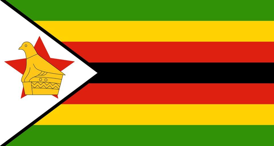 Simbabwe 1 Erste Seite