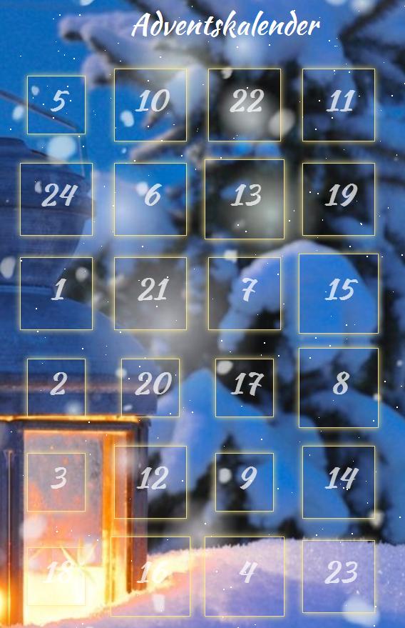 Tiertafel News 2014 Ausgabe 12.2012 Online-Adventskalender