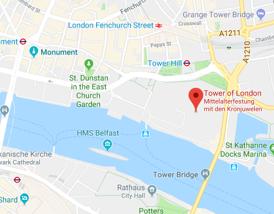 London Erste Seite