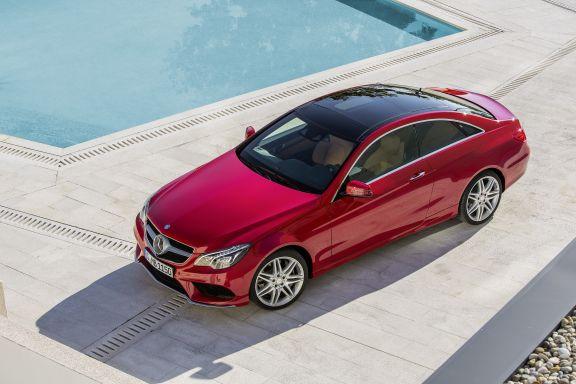 abc markets News 01/13 Mercedes: Die neue E-Klasse