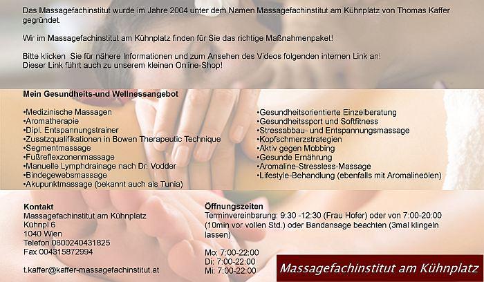 abc markets News 03/13 Massage