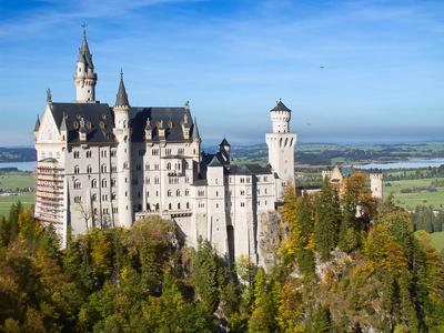 abc markets News 04/13 Schloss Neuschwanstein