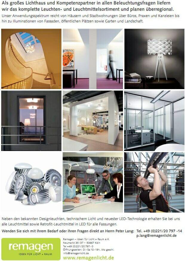 abc markets News 04/14 Remagen – Ideen für Licht + Raum e.K.