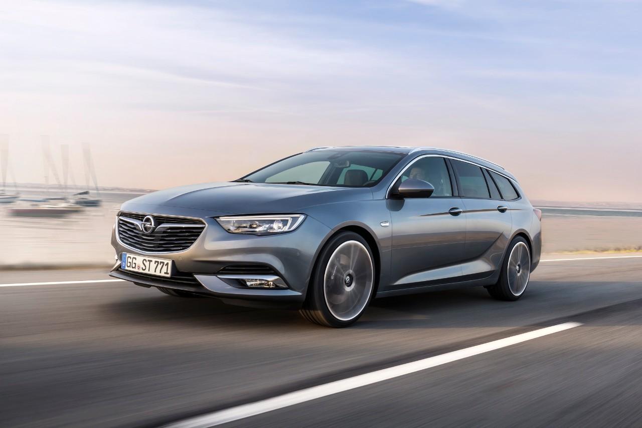 abc markets News 2/2017 Der neue Opel Insignia Sports Tourer