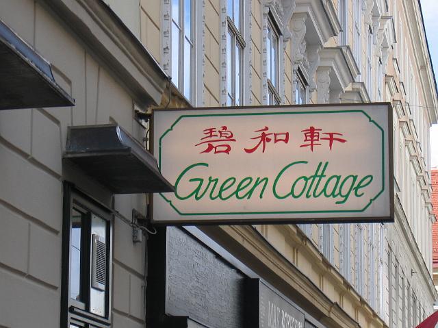 abc markets News 2/2017 Restaurant Green Cottage