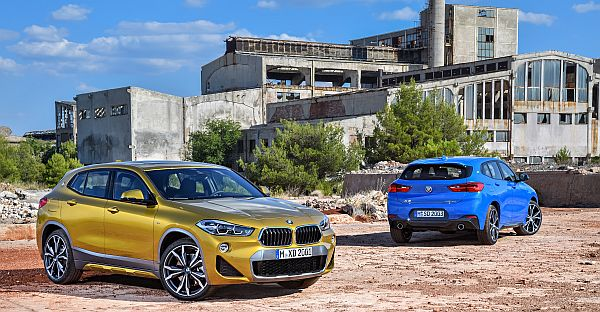 abc markets News 1/2018 BMW X2