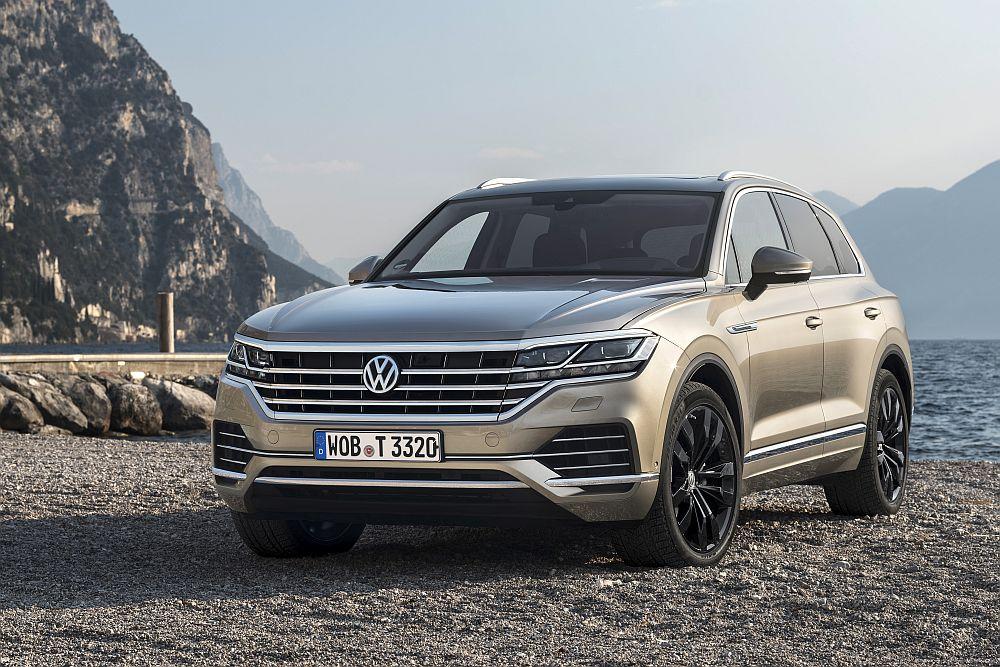 abc markets News 2/2018 Der neue VW Touareg