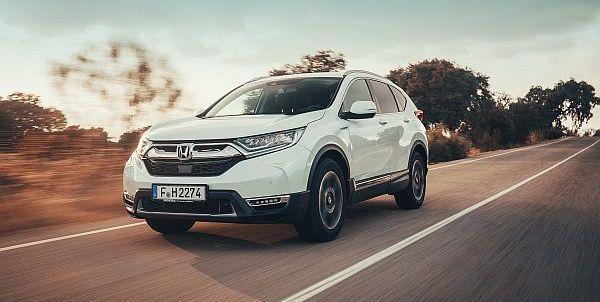 abc markets News 1/2019 Honda CR-V Hybrid 2019