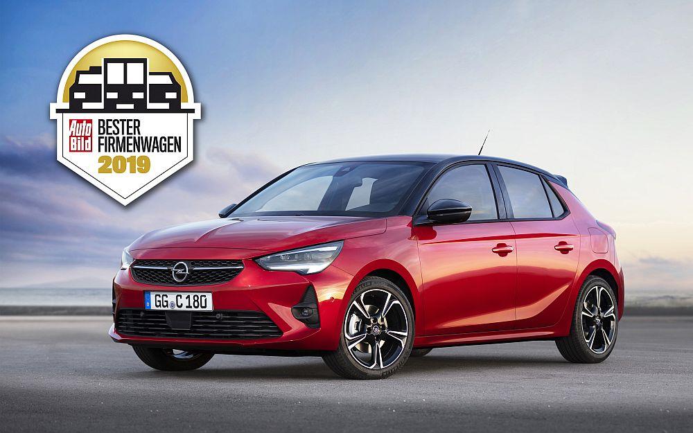 abc markets News 3/2019 Opel Corsa