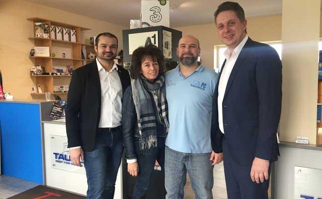 FPÖ Gemeindekurier 01/2018 Betriebstour im Burgenland geht auch 2018 weiter